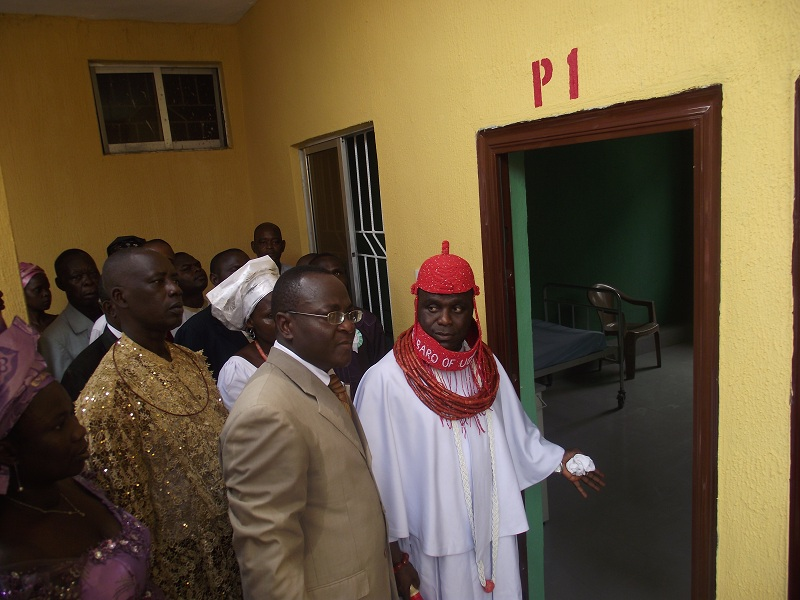 Commissioning of Medical Centre Building Extension