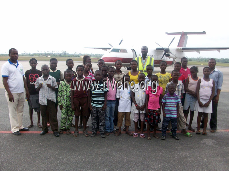 RIVCHO CUBS PROJECT REACHES 521 OVCs